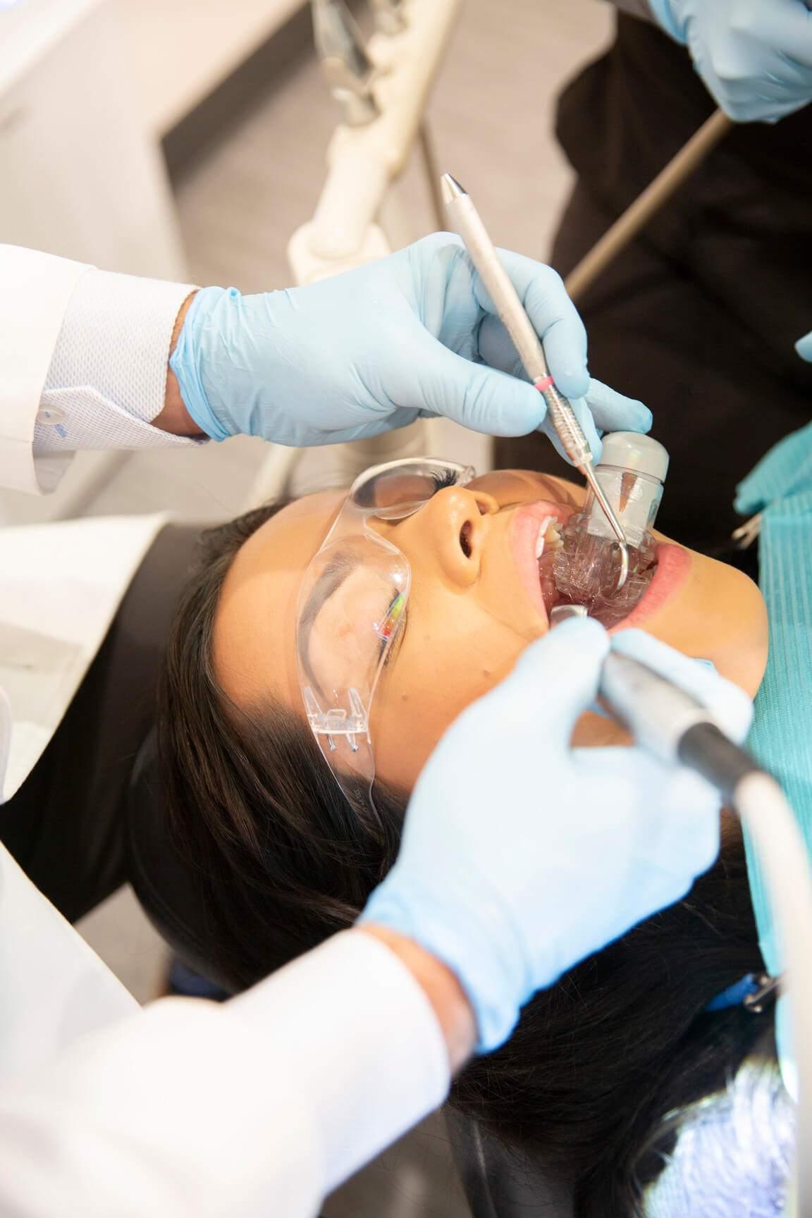 Treatment of TMJ (TMD)